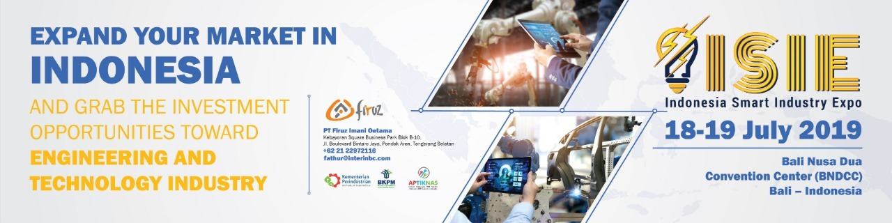 Indonesia Smart Industry Expo (ISIE) 2019