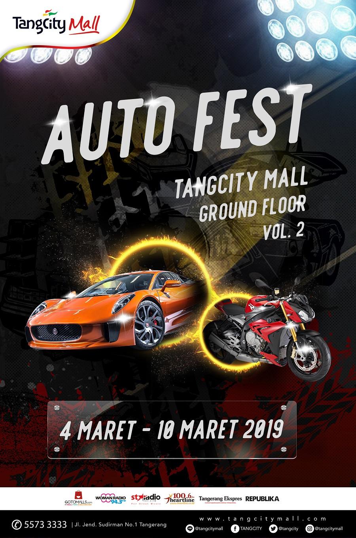 Tangcity Auto Fest 2019 vol.2